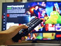 Нетфликс, потоковый сервис, телевидение