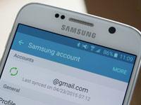 аккаунт Samsung
