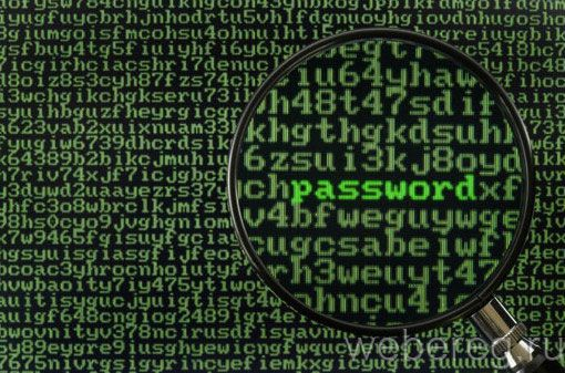 поиск паролей