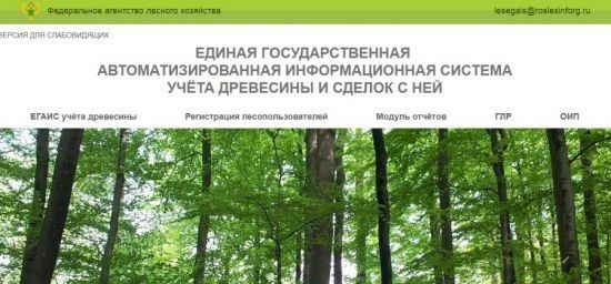 Система учета древесины