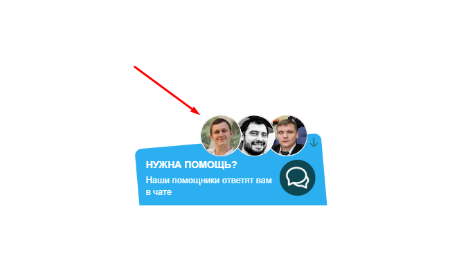 Сотрудники сайта
